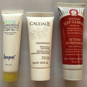 Set of 3 Skincare Minis